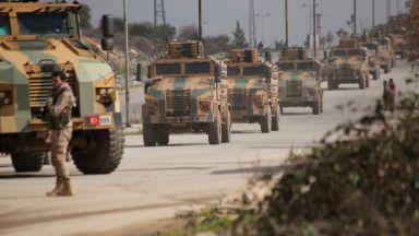 НАТО свиква извънредно съвещание по искане на Турция заради Сирия