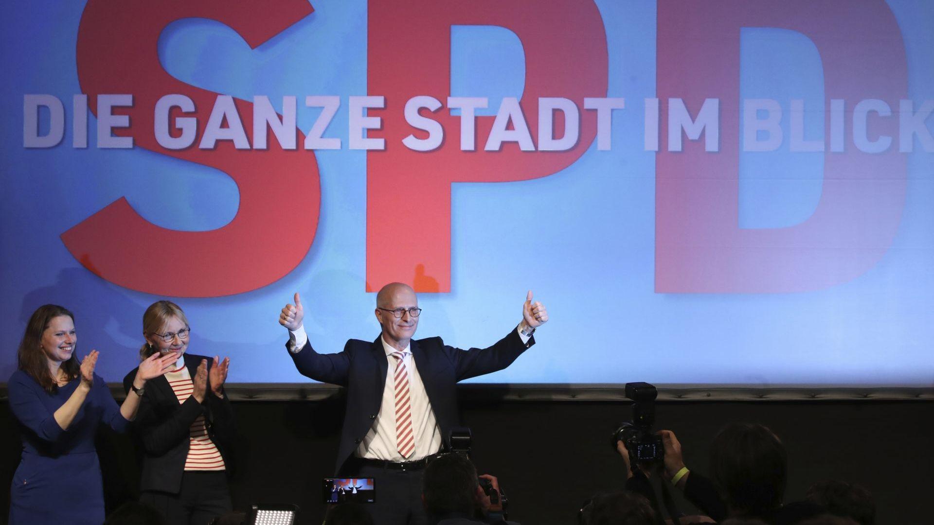 "В Хамбург наказаха ""Алтернатива за Германия"""
