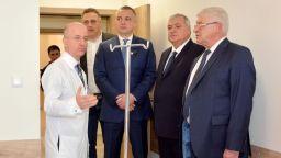 """Реновираха клиниката по неврохирургия в УБАЛ """"Света Марина"""""""