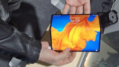 Huawei подготвя по-евтин сгъваем телефон