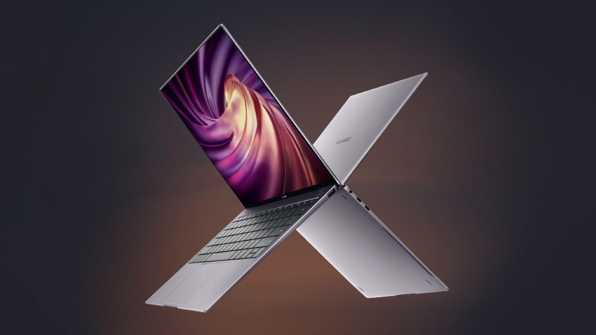 Лаптоп, таблет, рутер са част от новата 5G гама на Huawei
