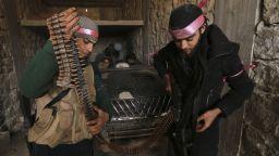 Ожесточени боеве в Идлиб: турската армия отговори на руските въздушни удари