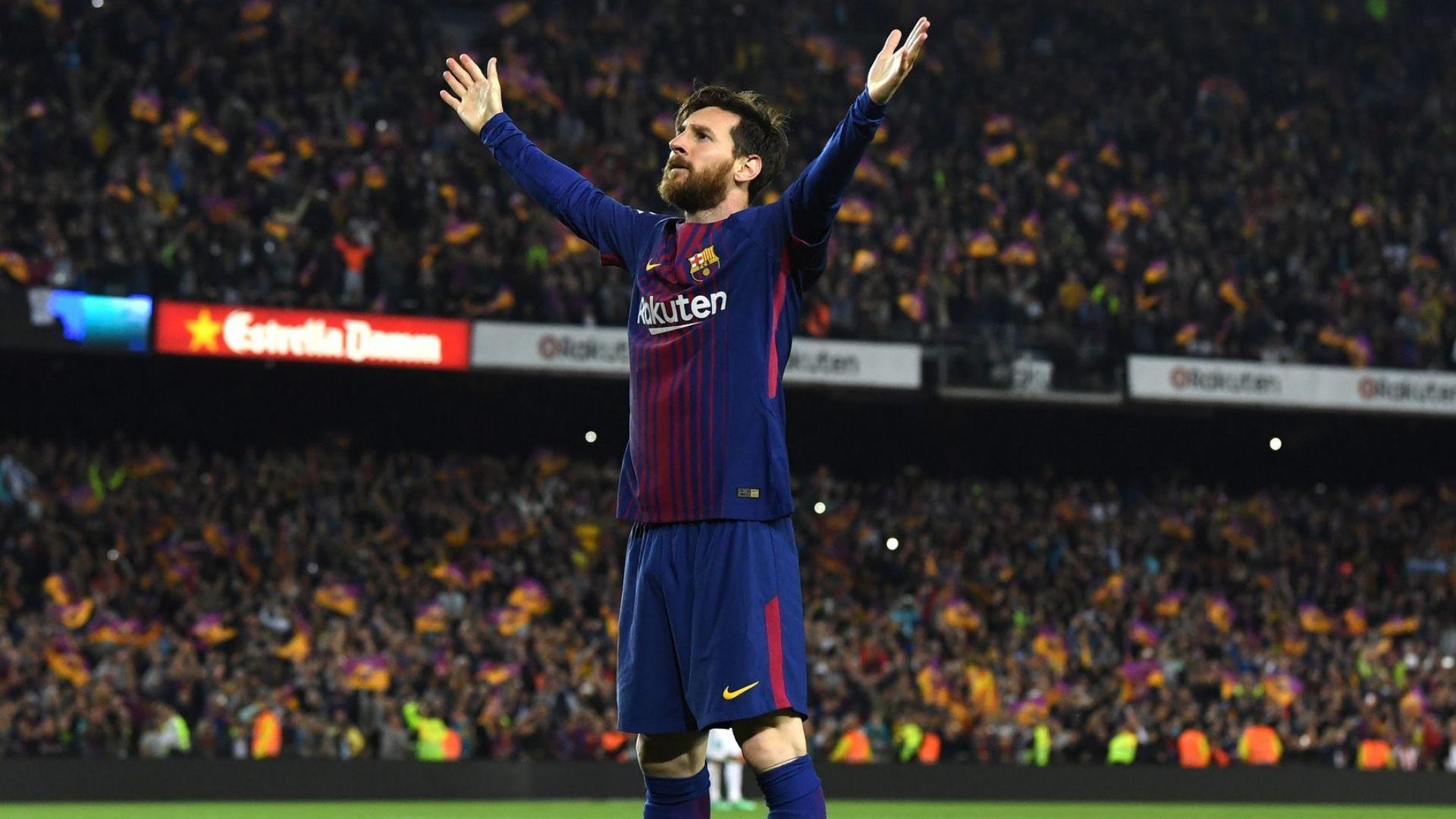Лео Меси за съперничеството с Роналдо, рекордите с Барса и пътя към върха