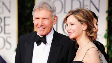 Тайната на Харисън Форд за щастлив брак: Не говори и кимай с глава