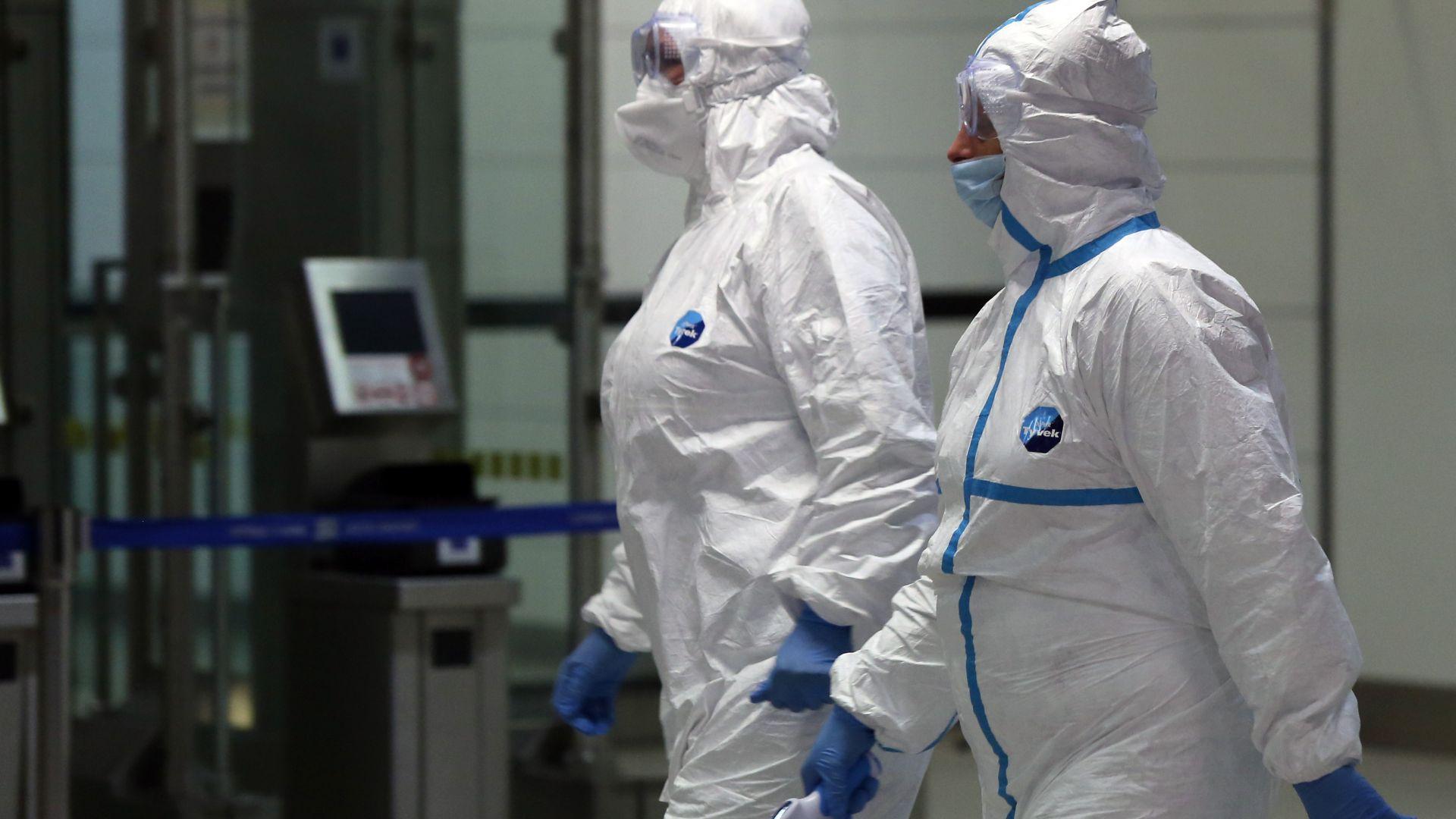 Ген. Мутафчийски: 99 проби се изследват днес за коронавирус, отрицателни са