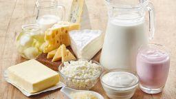 Млечните продукти  са полезни срещу инсулт