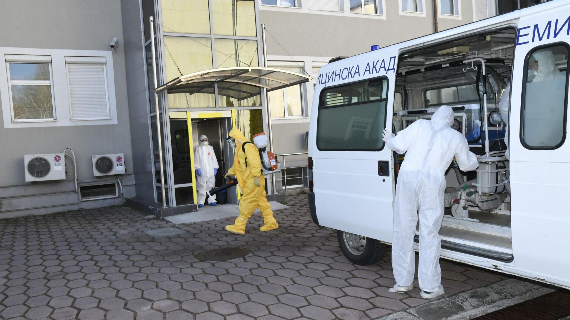 Нов скок на заразените: 117 случая на COVID-19 през последните 24 часа