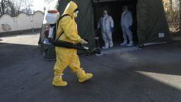 От летището до ВМА: Ето как ще се изправим срещу коронавируса (снимки)