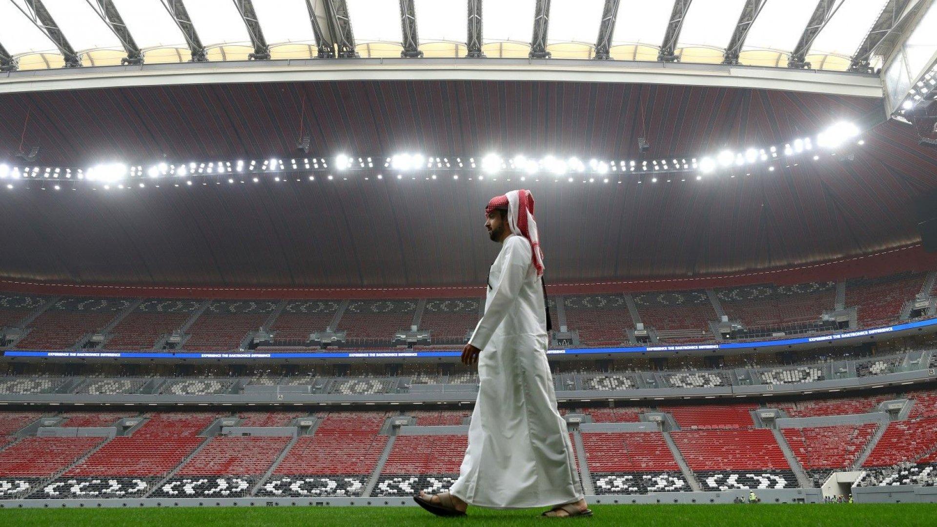 План Мондиал 2022: Катар праща всичките си национали в Белгия