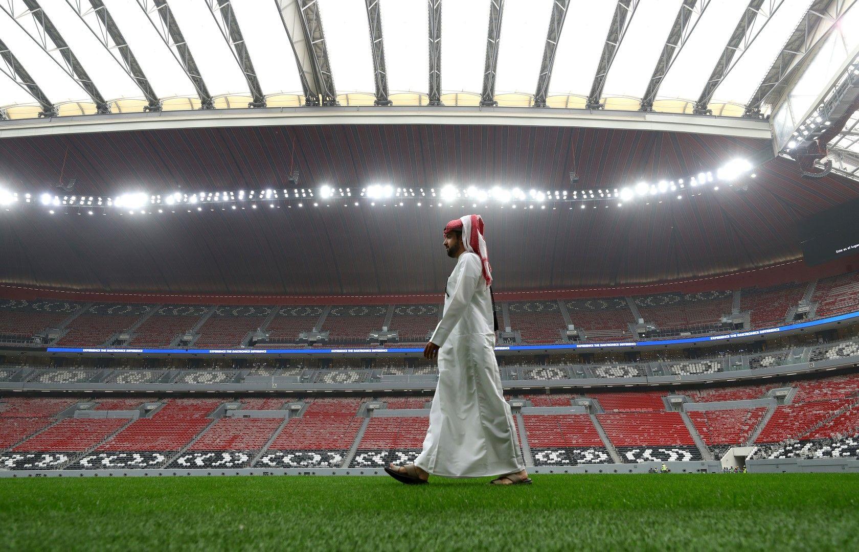 Khalifa International Stadium в Доха е готов, там бе финалът на Световното клубно първенство