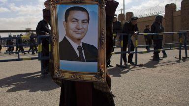 Почина бившият египетски президент Хосни Мубарак