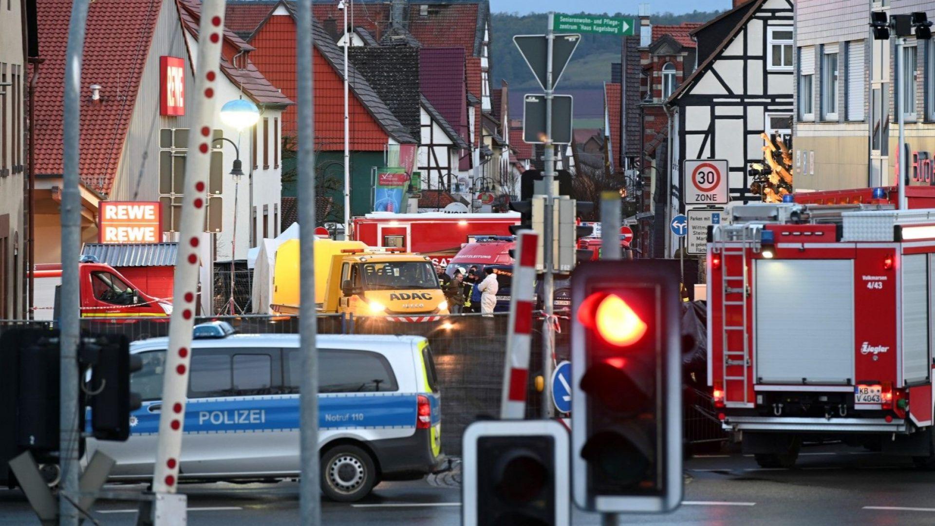 """18 деца са ранени при атаката с кола на """"Розовия понеделник"""" във Фолкмарсен"""