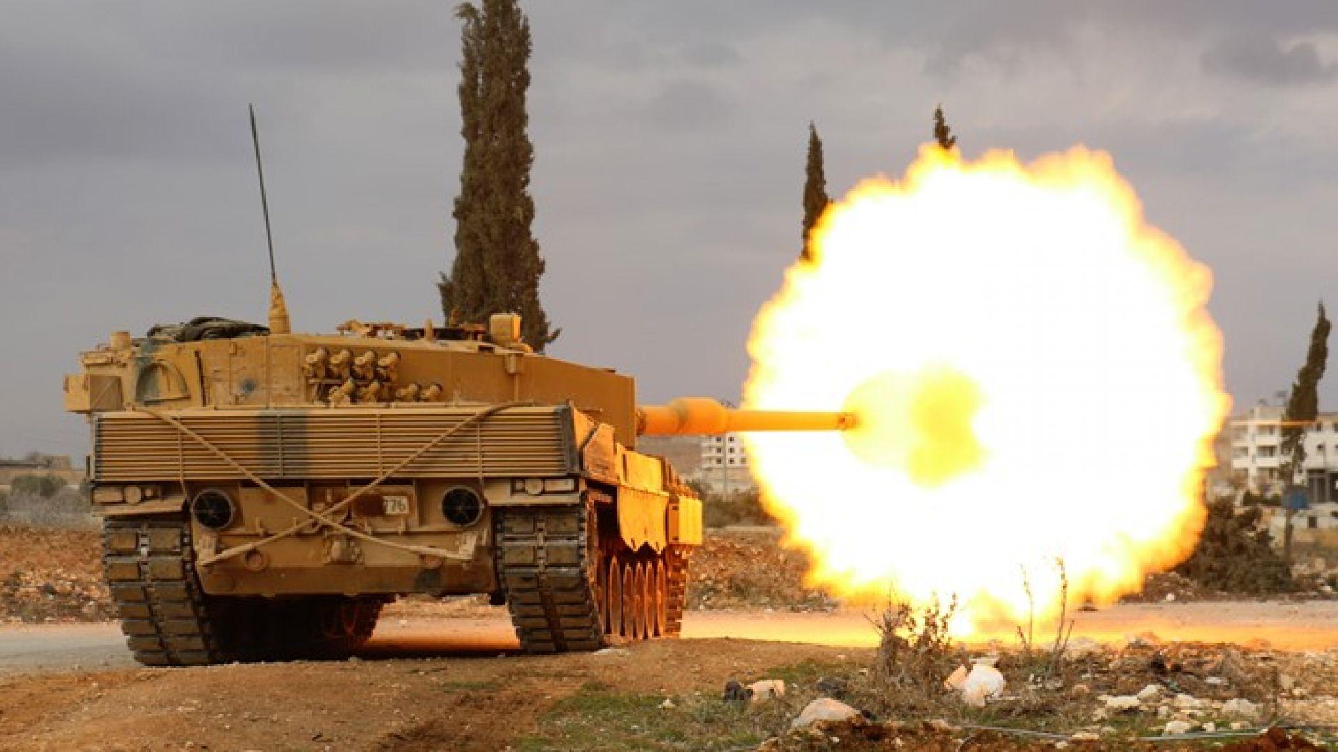 Leopard 2A4 - добър на хартия, но слаб на терен?