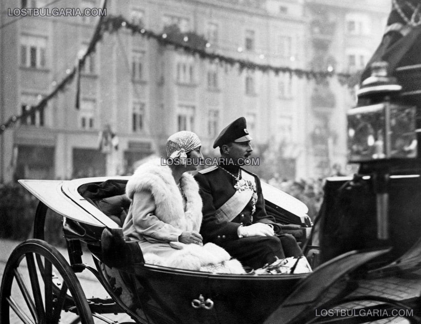 За любовта й с Цар Борис III се носят легенди