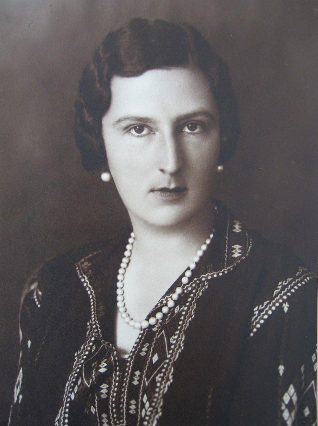 Цaрица Йоанна Савойска - портрет