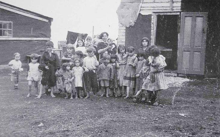 Циганският семеен лагер