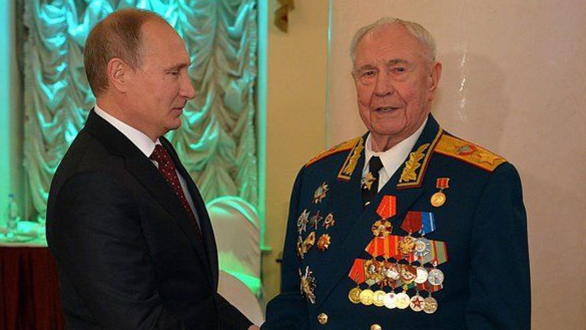 Реакции след кончината на последния маршал на СССР Дмитрий Язов
