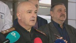 Двама българи, върнали се от Италия, са приети във ВМА със съмнения за коронавирус