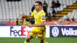 Украински национал отнесе допинг наказание, пропуска Евро 2020