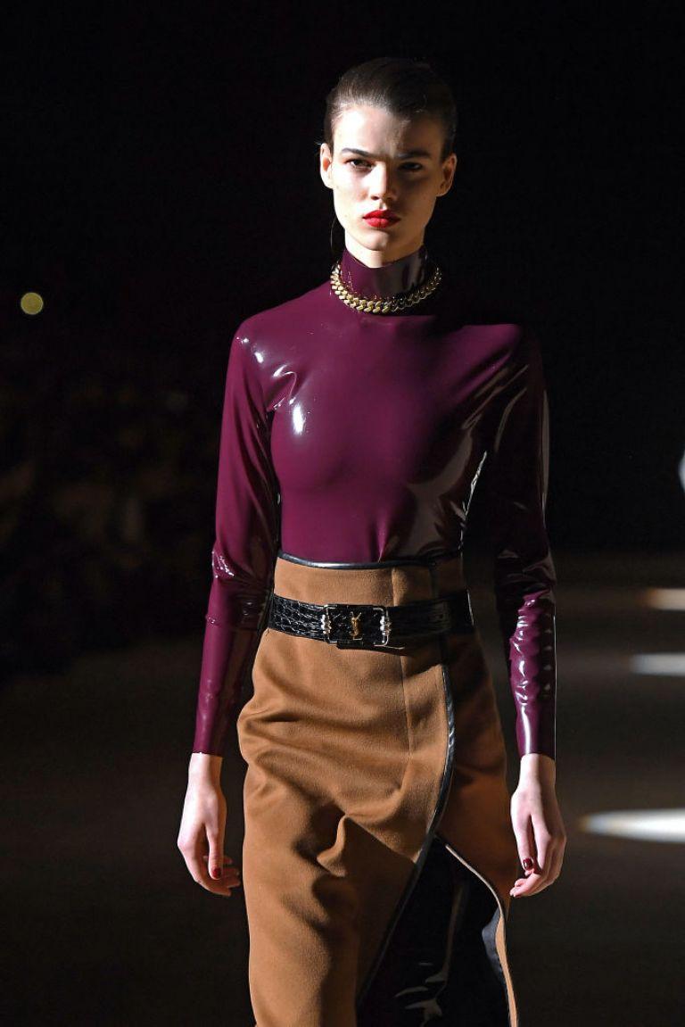 Yves Saint Laurent - Седмица на модата в Париж