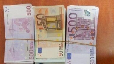 Откриха недекларирани 100 000 евро в багаж на пътник