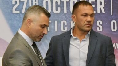 """Агентът на Пулев с нова атака срещу Джошуа, нарече го """"мамино детенце"""""""