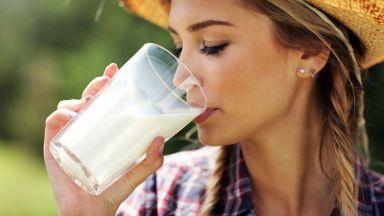 Две чаши мляко дневно увеличават риска от рак на гърдата с 80%