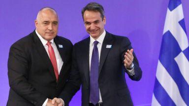 Борисов: Съдружници сме в терминала за втечнен американски газ в Гърция