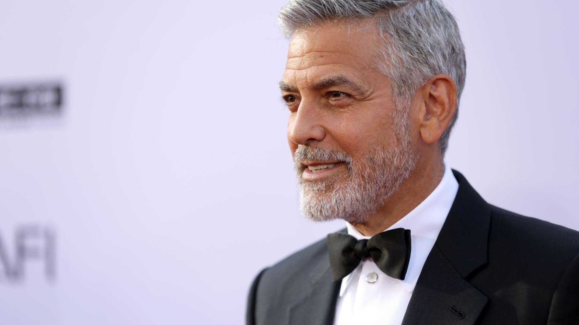 След рязко сваляне на 13 килограма: Джордж Клуни стигна до болница