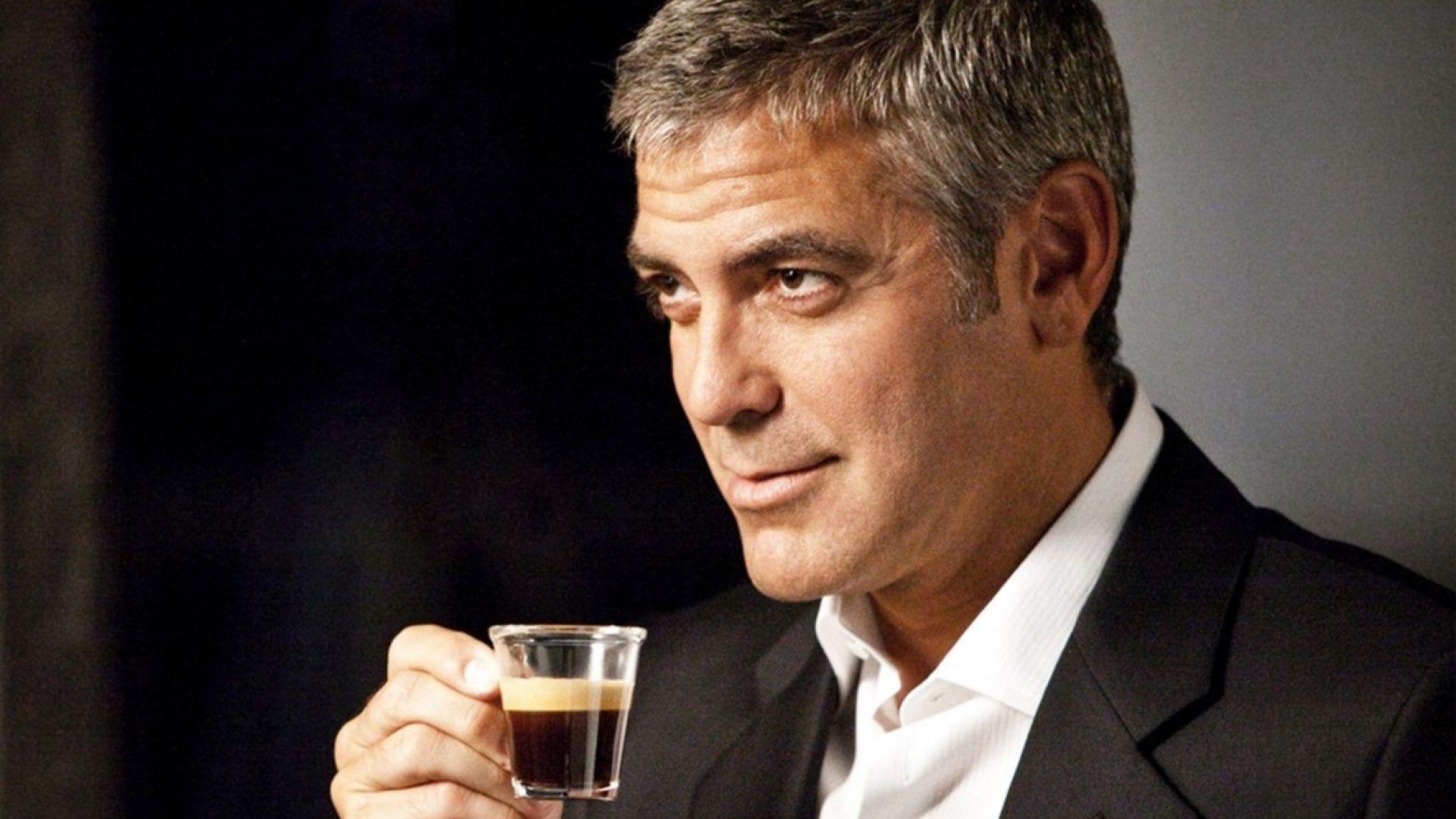 Джордж Клуни огорчен заради скандални разкрития за марката, която рекламира