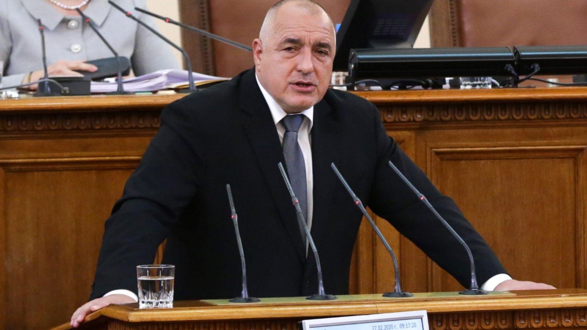 Борисов: Изваждаме 115 км пътища от обхвата на тол системата