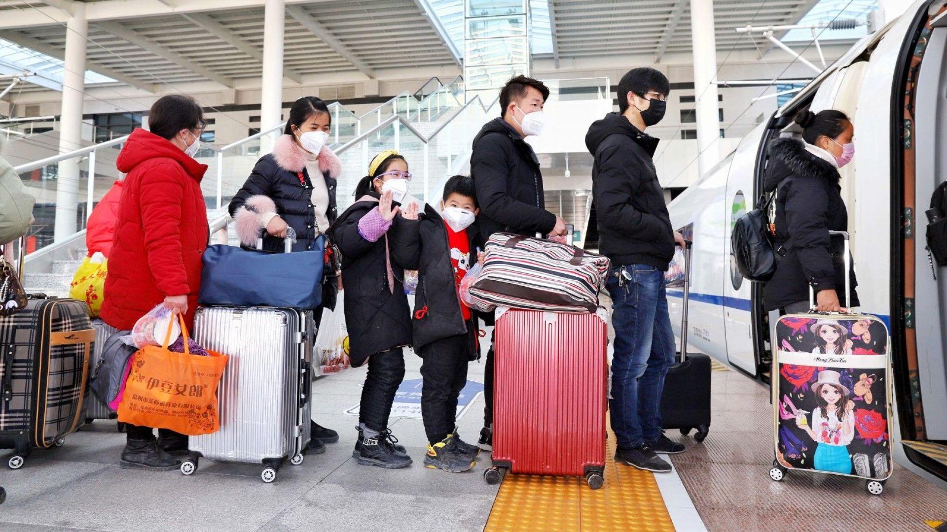 Рекорден срив на китайската бизнес активност в сферата на услугите през февруари