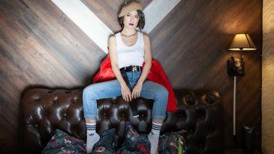 #5dayschallenge: Колко малко ѝ трябва на Лина Никол?