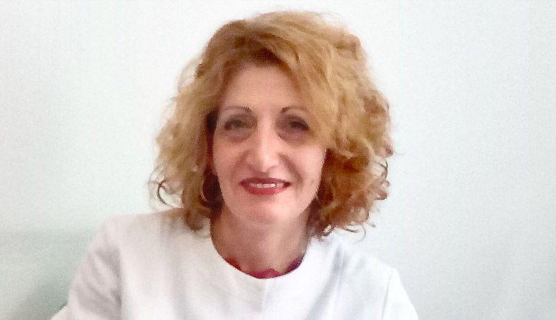 """Д-р Гергана Стефанова, невролог ДКЦ - """"кв. Изток"""", Перник"""