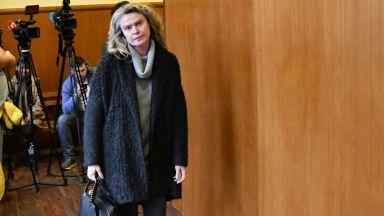 Жената на Васил Божков излиза на свобода след 8 месеца в ареста