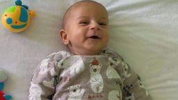 За една нощ хиляди дариха живот на 3-месечния Анди, събраха над €170 000