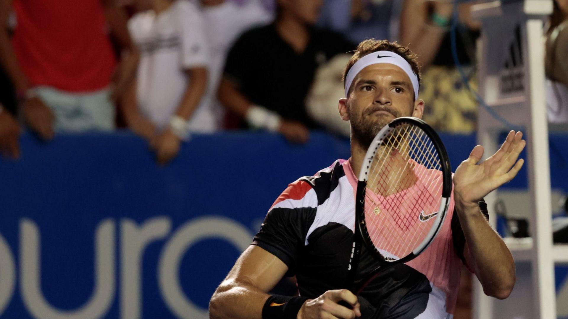 Без Григор, но с шестима българи на Sofia Open