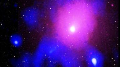 Наблюдаваха най-мощната експлозия във вселената