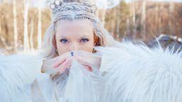 Студена като лед и чиста като сняг: Лилия Маравиля