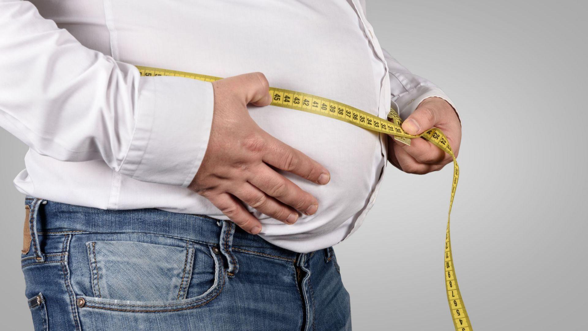 Затлъстяването е форма на преждевременно стареене