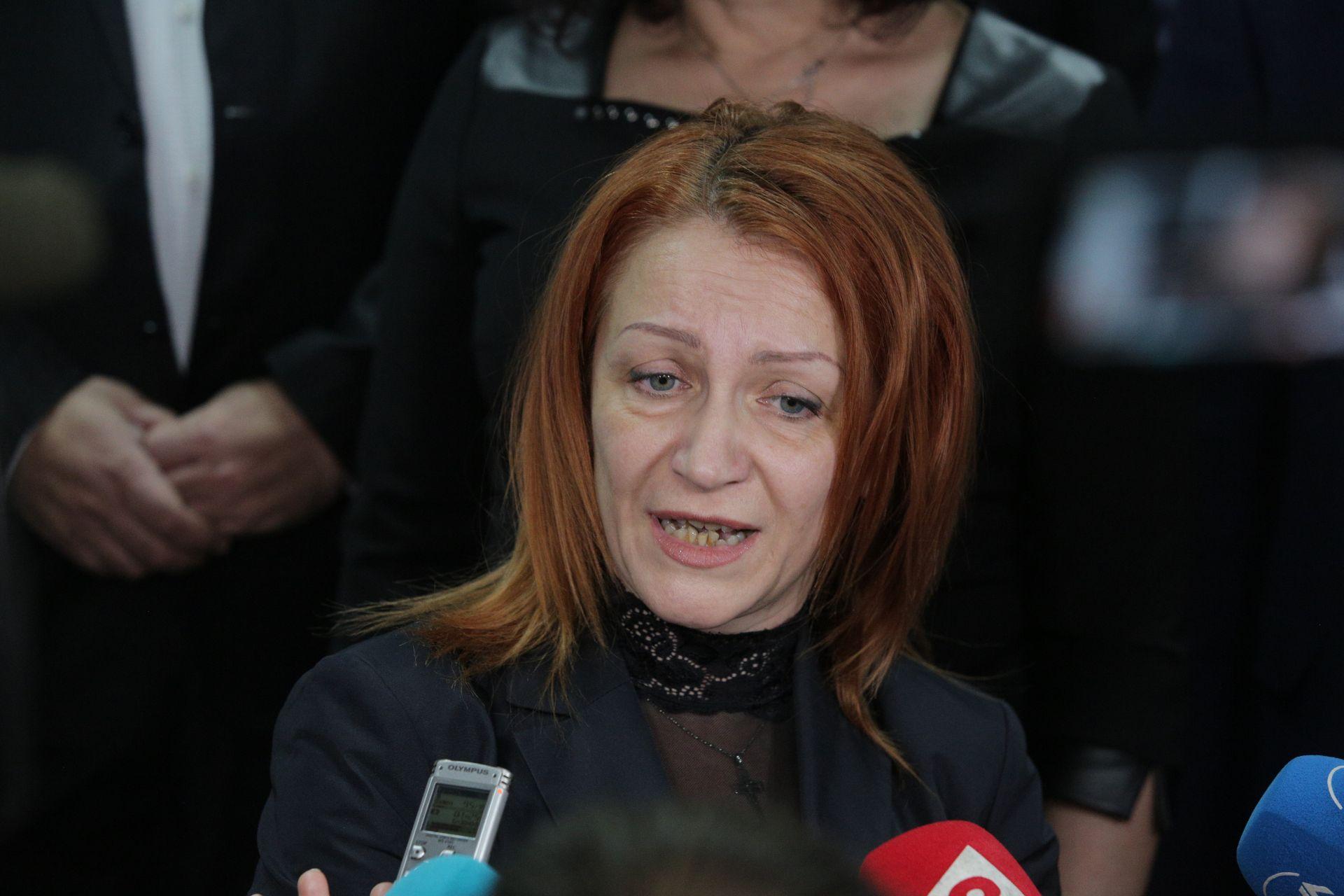 Екатерина Гаджева - директор на РИОСВ-Смолян