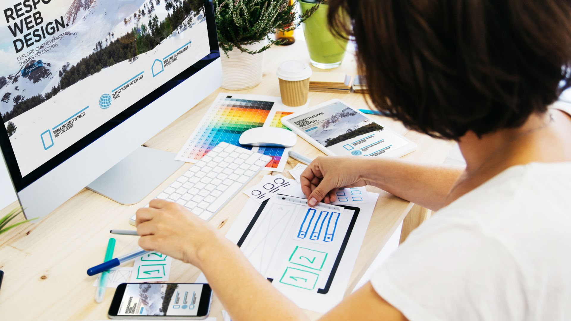 Обзор на тенденциите в уеб дизайна през 2020 година