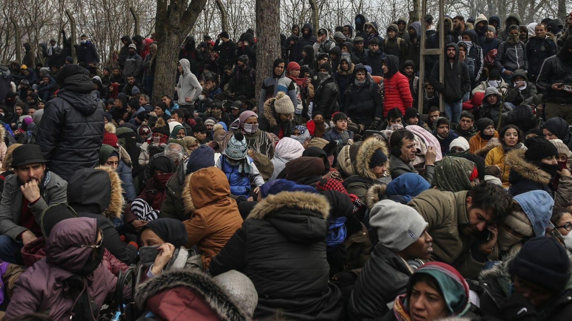 Турските власти осигуриха безплатен превоз на мигрантите по пътя към Европа