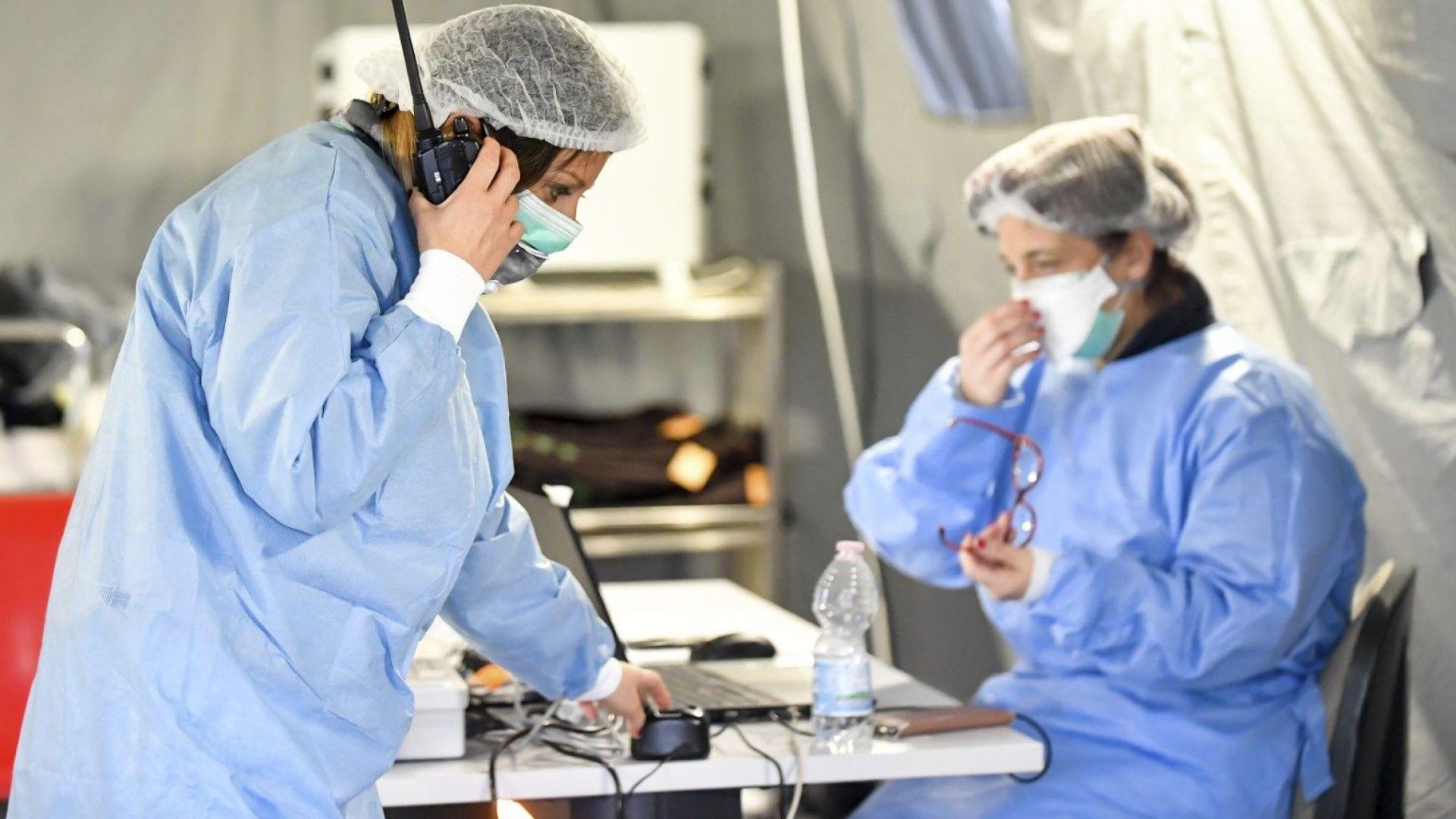 За 24 часа новият вирус покоси 8 души в Италия, за първи починал съобщиха САЩ