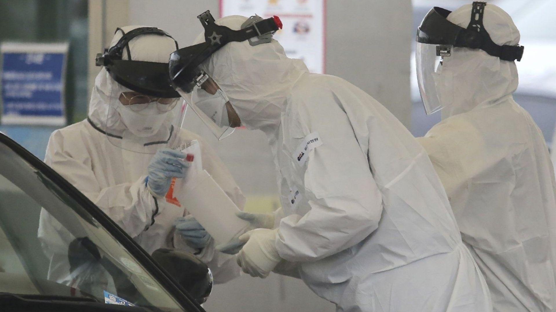 Фармацевтичната индустрия не може да покрие търсенето на тестове за коронавирус