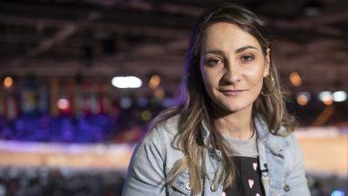Парализираната олимпийска шампионка Фьогел с изповед за новия си живот
