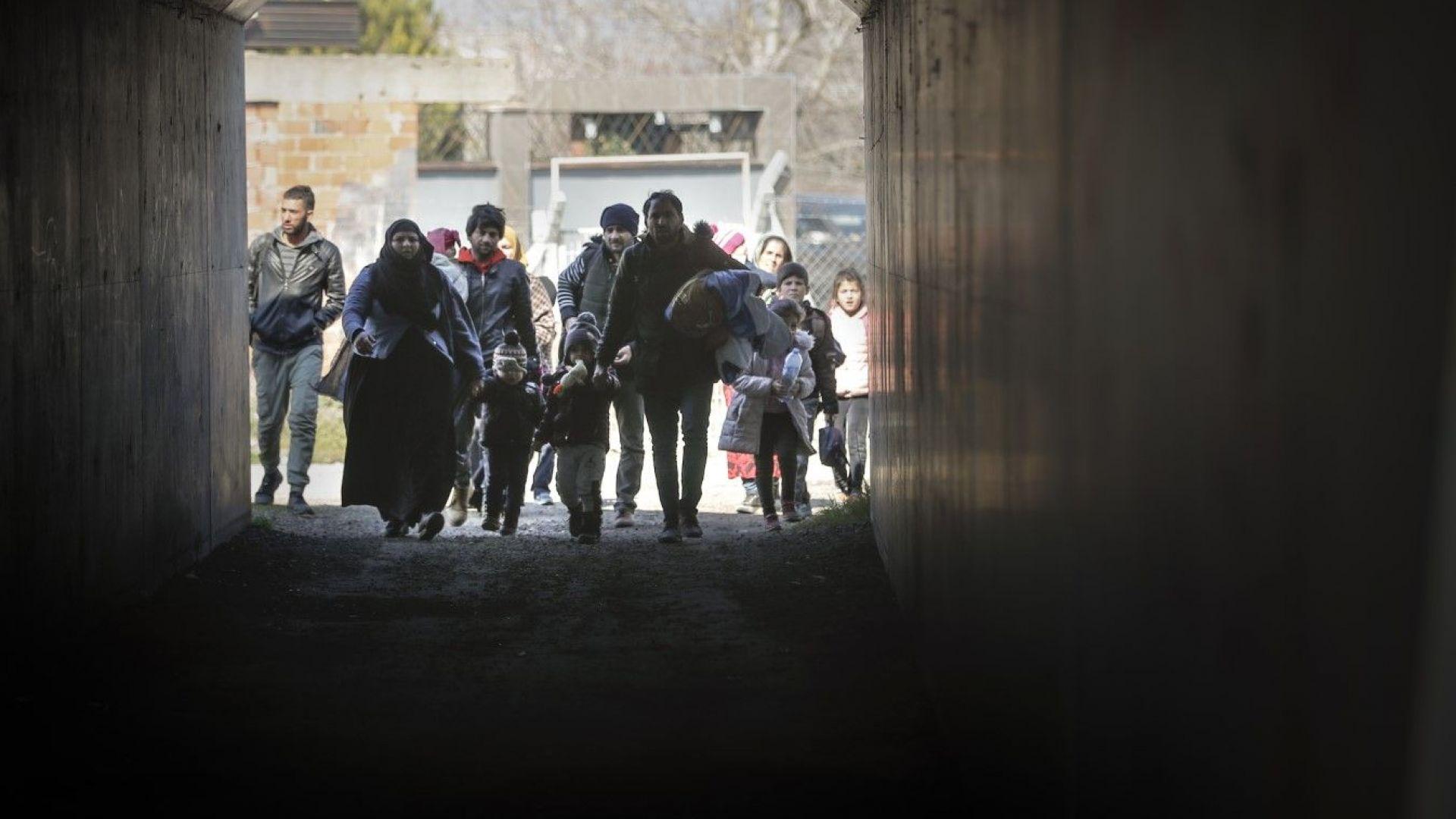 Турция отхвърлила допълнителна европейска помощ от €1 млрд. за приема на мигранти