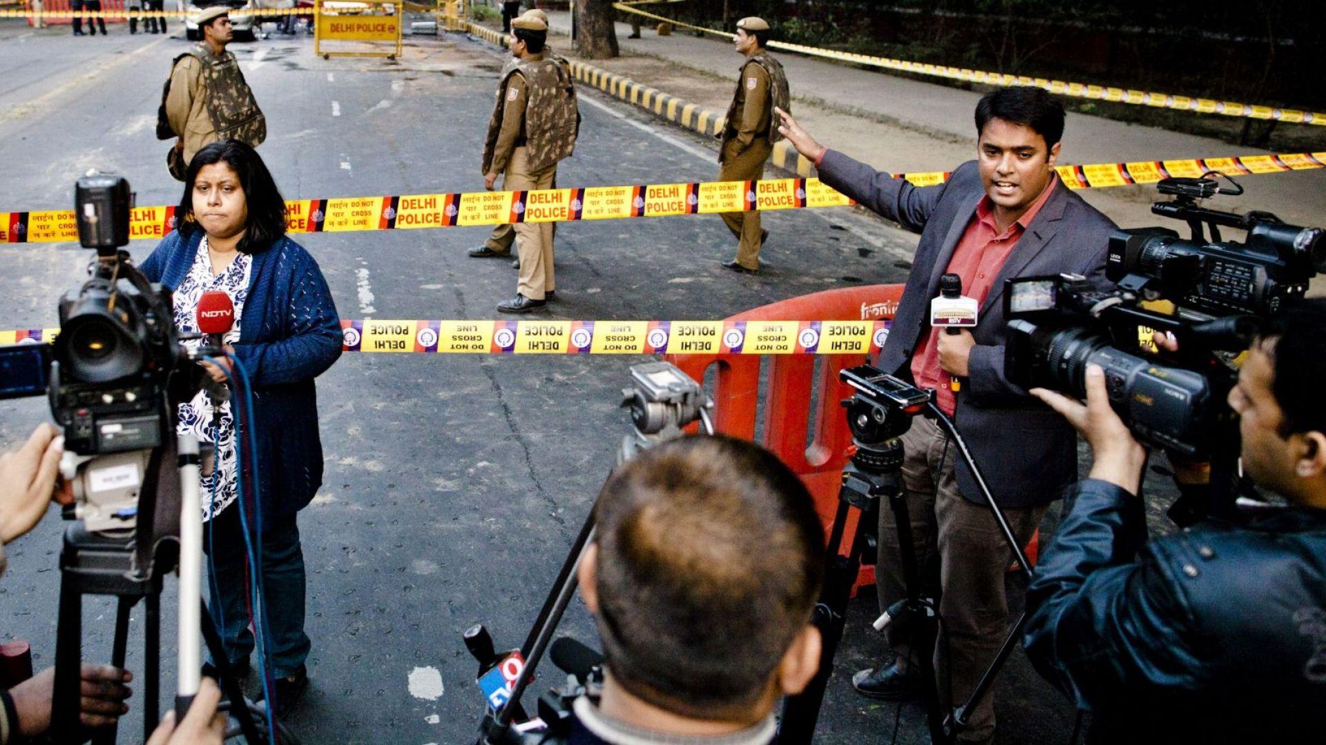 Спасиха отвлечен българин в Делхи след престрелка с похитителите