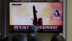 Северна Корея с успешно изпитание на сложна пускова установка