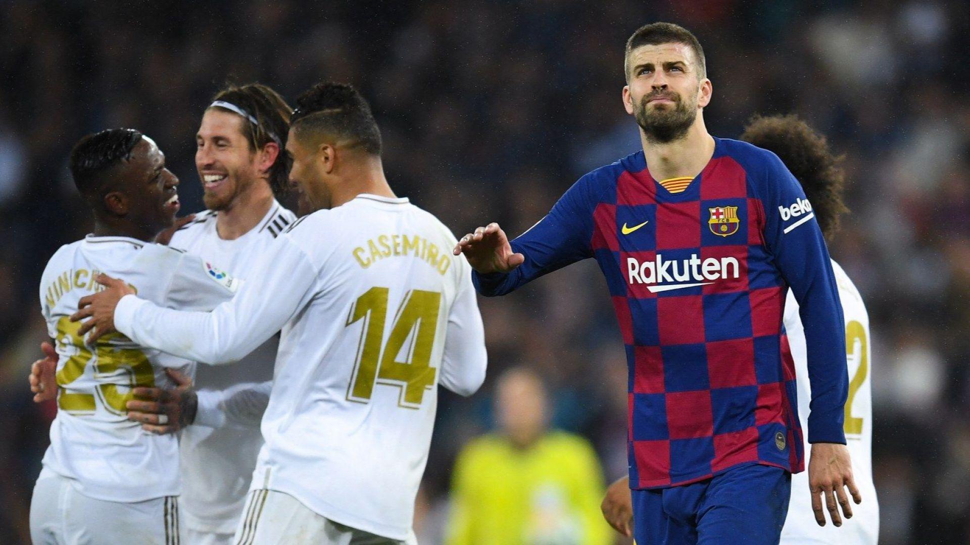 Пике след загубата: Такъв слаб Реал не съм виждал (отзиви)